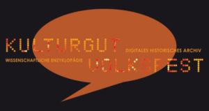Feedbacks zum Kulturgut Volksfest Archiv